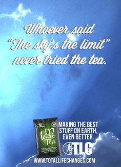 Drink More Tea Campaign