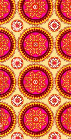 Find images and videos about wallpaper and background on We Heart It - the app to get lost in what you love. Textures Patterns, Fabric Patterns, Color Patterns, Phone Backgrounds, Wallpaper Backgrounds, Pattern Art, Pattern Design, Yellow Pattern, Mandala Pattern