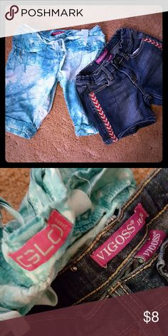 Girls Shorts Bundle! Selling a Used Girls Shorts Bundle! Size 10/12 and good condition! Proceeds go to my daughter whom is saving her money 😊 Bottoms Shorts