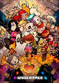 Awesome Undertale by PaninoSemplice