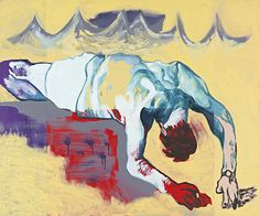 """Martin Kippenberger, Untitled, 1996, from the series """"The Raft of the Medusa."""""""