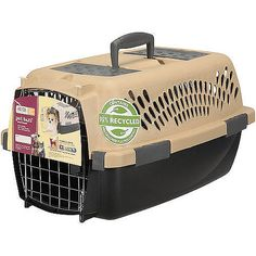 Petmate Pet Taxi Travel Kennel Sizes