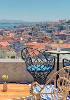 Les 10 meilleurs #rooftops de #Lisbonne Rooftop Patio, Rooftop Bar, Algarve, Voyage Europe, Europe Destinations, City Break, Places To Visit, Around The Worlds, Outdoor Decor