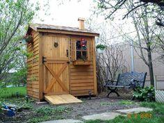 Cedarshed - Gardener 6x6 Shed