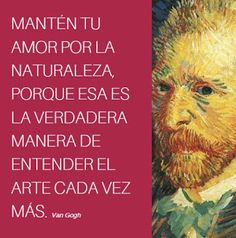 #Frases de Van Gogh