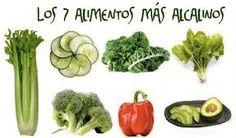 Cinco consejos para iniciarse en la dieta alcalina