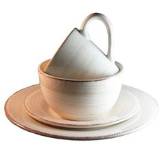Eco Friendly - Sonoma Ivory Dinnerware Collection