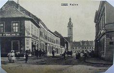 Ulice Svatoborská, kolem roku 1900 Ulice, Street View
