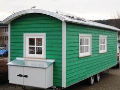 Bauwagen XXL kaufen vom Bauwagen-Bau mit Holz