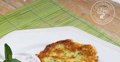 Revisando recetas antiguas, me he encontrado con estas Tortitas de calabacín que no tenía publicadas en el blog, así que os las pongo ...