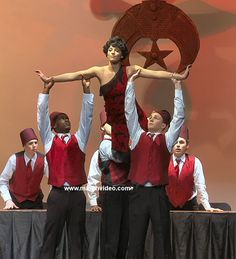 Rosie and the Shriners stole the show! http://www.marshvideo.com