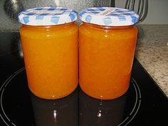 Kürbismarmelade mit Äpfeln und Ingwer, ein gutes Rezept aus der Kategorie Frühstück. Bewertungen: 5. Durchschnitt: Ø 3,9.