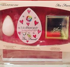 Beauty Blender & Too Faced Collaboration