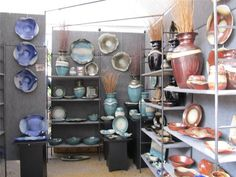 shelving ideas for outdoor shows