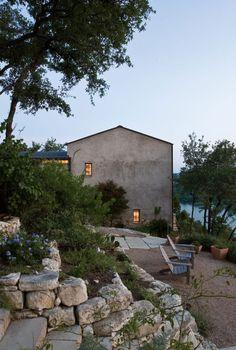 stone house at lake austin