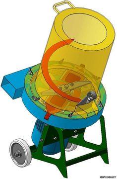 Разрабатываем и изготавливаем нестандартные изделия - Бытовое универсальное устройство измельчения - МИКРО.