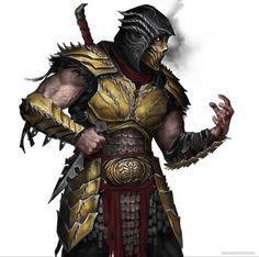 Scorpion Mortal Kombat, Superhero Design, Batman, New Journey, Character Description, Marvel Cinematic, Indie, Comic Books, Deviantart