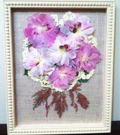 how to preserve wedding bouquet