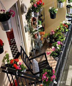 阳台 how to make use of your balcony