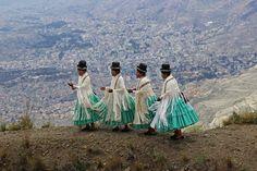 La Paz/Bolivia Photo by Satori Gigie