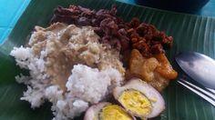 Kuliner Lampung - Gudeg Jogja Ada di Kota Ini, Sepiring Komplit Krecek dan Telur Hanya Rp 10 Ribu