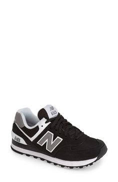 Free shipping and returns on New Balance '574 Classic' Sneaker (Women) at Nordstrom.com. Loaded with retro detailing, an old-school runner's sneaker features layered-panel construction and a throwback silhouette.