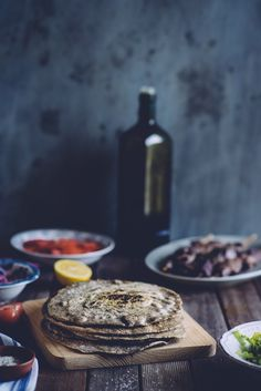 buckwheat pita bread