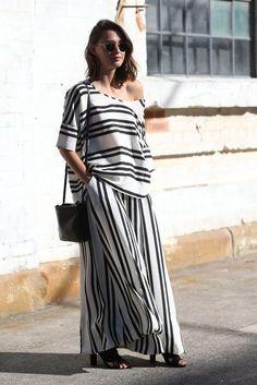 those stripes. Sydney.
