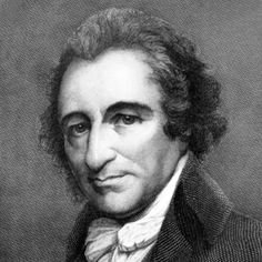 """Through his persuasive essays and pamphlets, Thomas Paine became one of the most influential figures in the American independence movement, provoking John Adams to proclaim of him, """"Without the pen of the author of 'Common Sense,' the sword of Washington would have been raised in vain."""" Read more about Paine's life and career on Biography.com."""