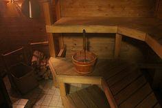 Lovely sauna