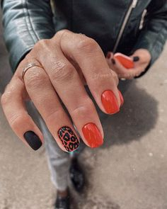 Always up to date: charming manicure ideas - nails - . - Always up to date: charming manicure ideas – nails – # charming # Manicure Ide - Nail Manicure, Manicures, Nail Polish, Manicure Ideas, Black Manicure, Nail Ideas, Fancy Nails, Pretty Nails, Ten Nails