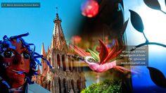 Periodistas en San Miguel de Allende Fotografias y collage por Antonieta Herrera  Rubio, tonyheru@gmail.com #SanMigueldeAllende #Periodista #Fotografia #Diseño ...twitter: @hera106.