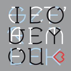 Brand new on the shop !  Angus FY Typevector shop.fontyou.com #typography #type #typevector #vector