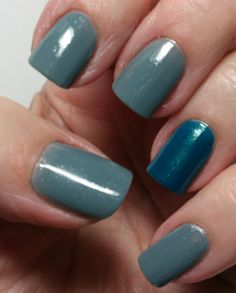 Wintry Manicure Monday Beauty & Lifestyle Bride Magazine http://blbride.com/