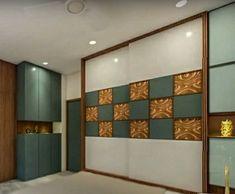 Best Wardrobe Design in India Best Wardrobe Designs, Wardrobe Design Bedroom, Bedroom Furniture Design, Bed Furniture, Pooja Room Door Design, Door Design Interior, Home Room Design, Wardrobe Internal Design, Wardrobe Laminate Design