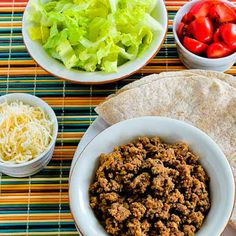Slow Cooker Browns-in-the-Crockpot Spicy Ground Beef for Tacos, Burritos, and Taco Salad