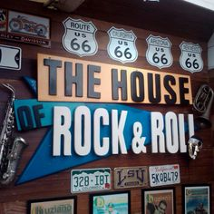 House of rock!