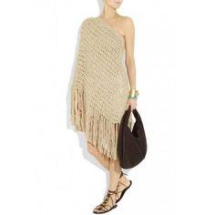 michael kors poncho dress