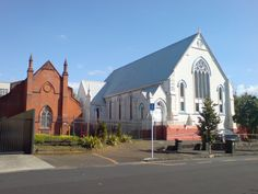 churches | File:Twinned Pair Of Churches In Parnell, Auckland.jpg - Wikimedia ...