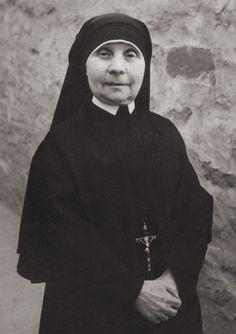 Maria Agnese Tribbioli - Justa de las Naciones. La madre superiora de un convento en Florencia donde eran escondidos judíos durante las redadas alemanas