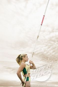 Pole vaulting is the best sport in the world~~Pretty much :p Track Senior Pictures, Country Senior Pictures, Senior Photos Girls, Graduation Pictures, Senior Girls, Senior Portraits, Senior Posing, Senior Session, Pole Vault