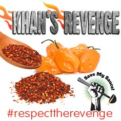 My favorite Sauce of the Season has a chance to become a permanent offering at HuHot! #SaveMySauce #RespectTheRevenge