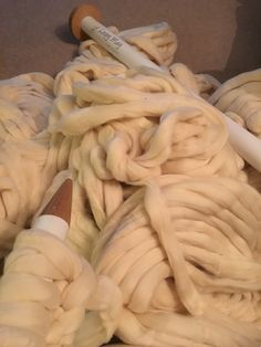 Giant knitting blankets and throws lovingly handmade with cloud soft luxurious merino unspun chunky wool roving Knitted Blankets, Merino Wool Blanket, Giant Knitting, Extreme Knitting, Big Knits, Chunky Wool, Snuggles, Beautiful Hands, Therapy