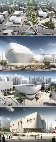 futuristic architecture #futuristicarchitecture