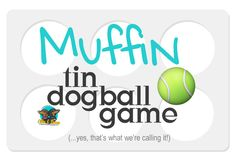 Dog games are a fantastic way to keep your pets stimulated and to practice using their senses. This muffin tin dog ball game is a great way to do this and to have fun at Sausage Dogs, Dog Games, Looking Dapper, Your Pet, Tin, Muffin, Lifestyle, Pets, Beer Brats