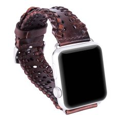 Bouletta Apple Watch Strap Genuine Leather Band for Apple Watch SM6
