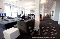 7 mẫu thiết kế nội thất văn phòng công ty khởi nghiệp đẹp