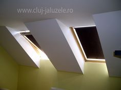 Galerie Rolete Mansarda Cluj | Lexundros Wall Lights, Lighting, Home Decor, Appliques, Decoration Home, Room Decor, Lights, Home Interior Design, Lightning