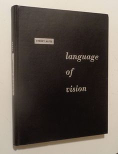 Language of Vision Gyorgy Kepes New Bauhaus Modernist Graphic Design Advertising | eBay