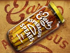 Earl Best product line by David Cran, via Behance